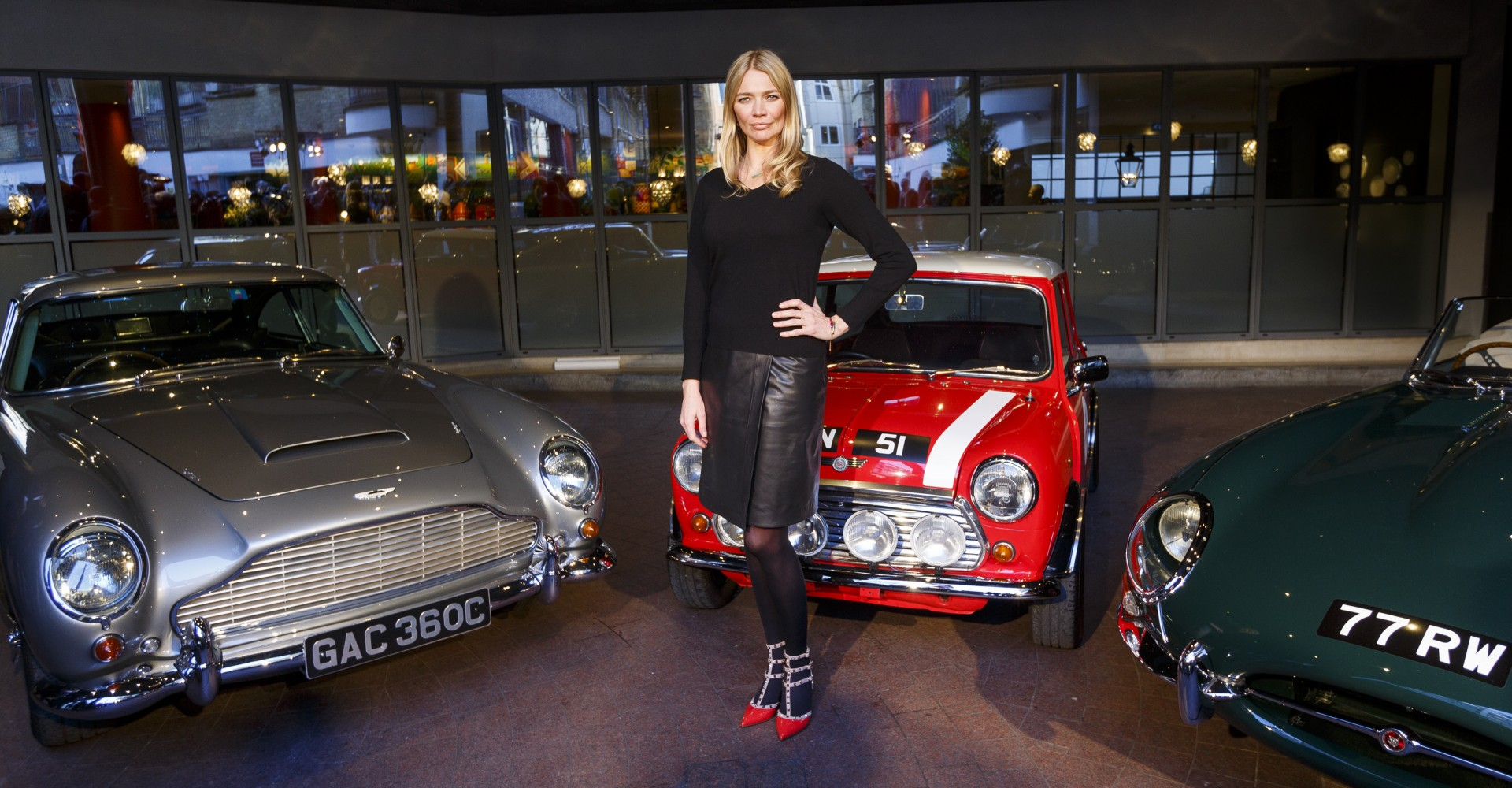 Is Jodie Kidd About To Join Top Gear?