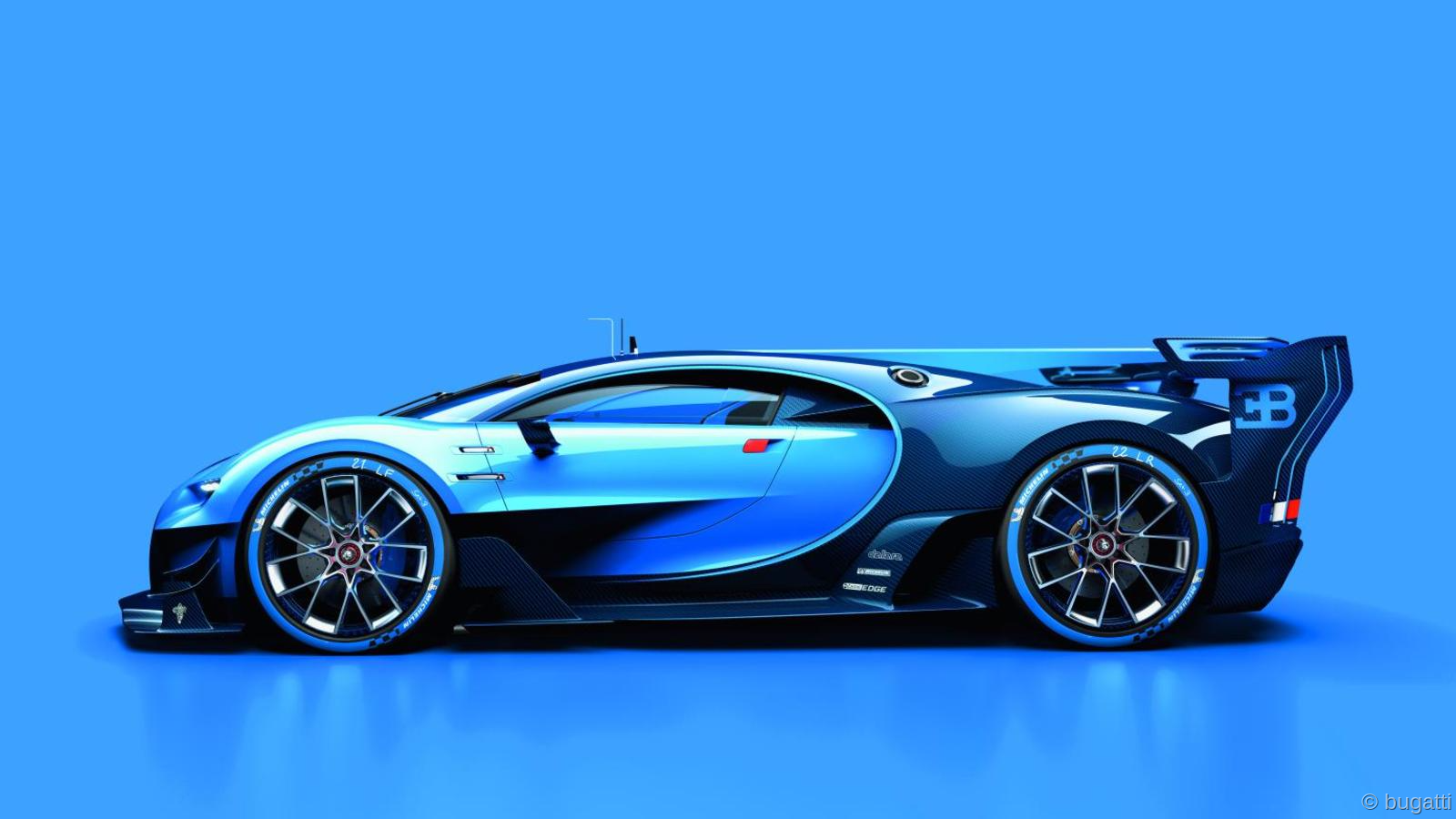 Bugatti Reveals Vision Gran Turismo, Every Other Car Now Looks ... on mitsubishi gt vision, renault alpine gt vision, subaru viziv gt vision, bmw gt vision,