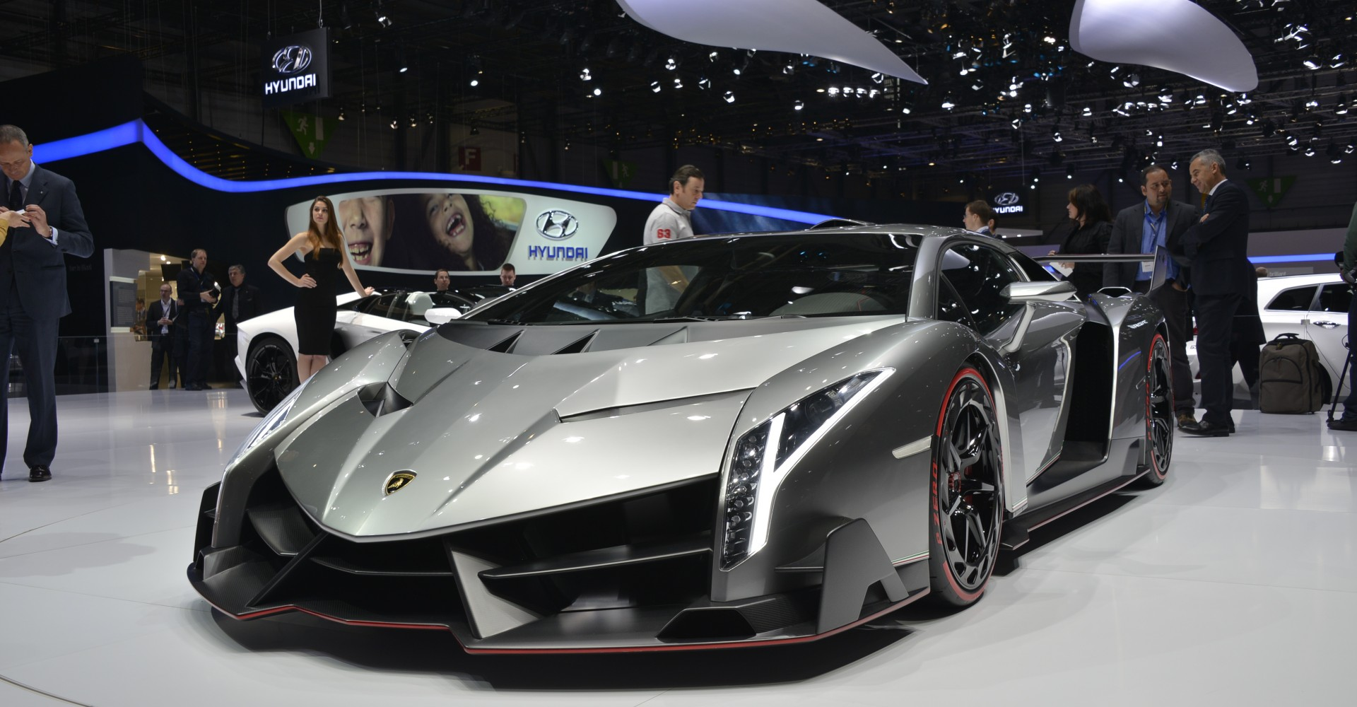 Six Reasons Why The Lamborghini Veneno Is Still Ultra Cool