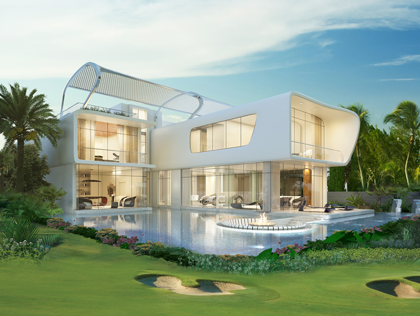 Bugatti Veyron Concept Villas Make Us Want A Bugatti Superunleaded Com