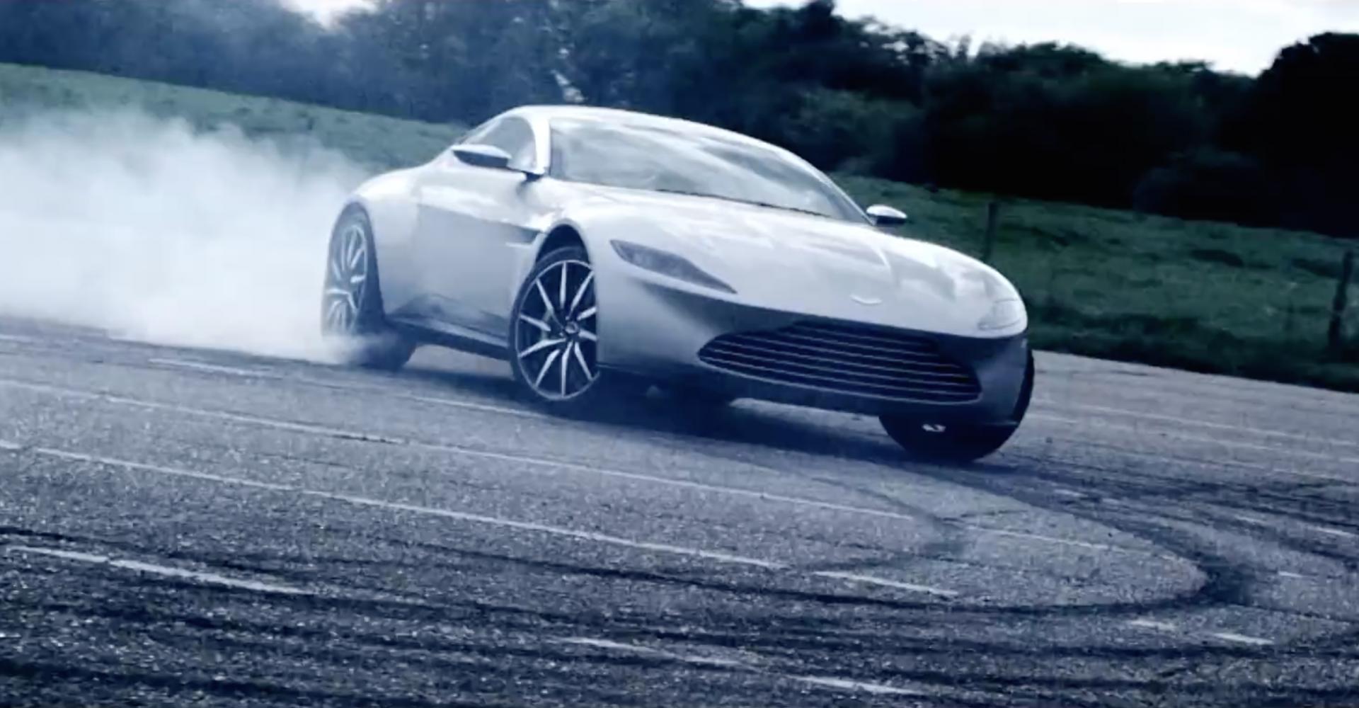 Built For Bond – The Aston Martin DB10 Makes Us Cry Happy Tears