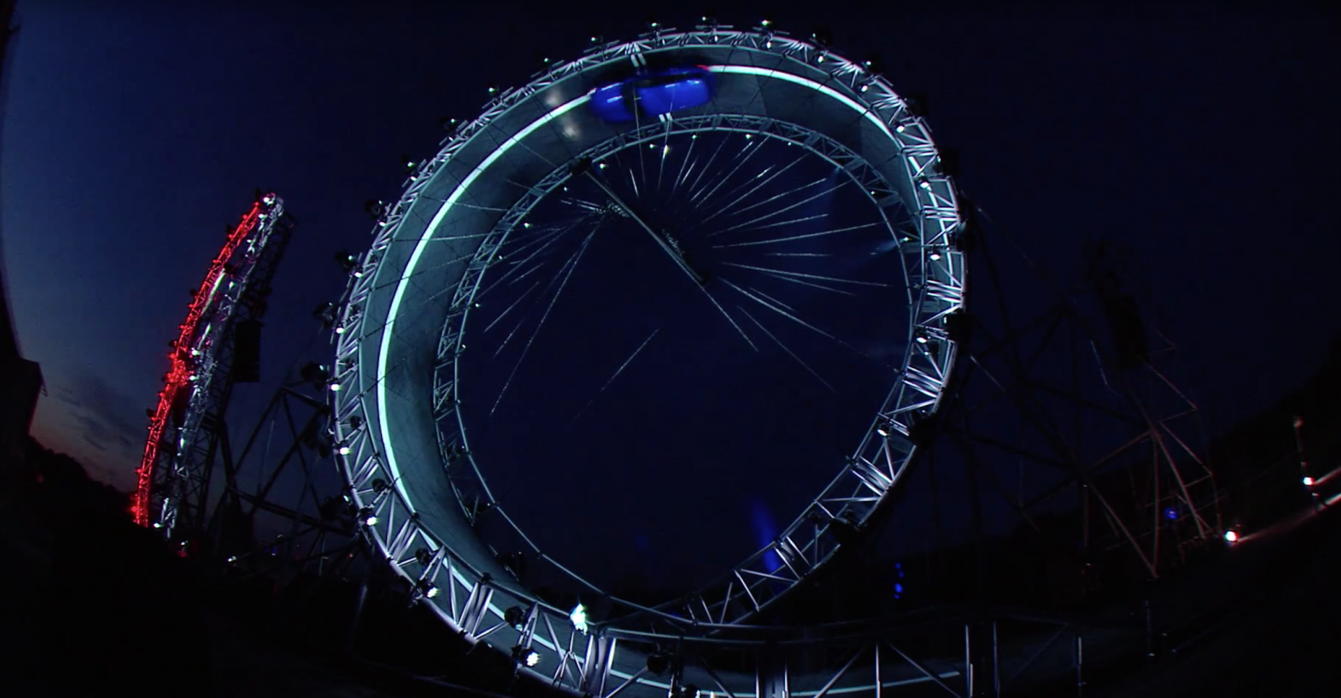 Jaguar F-Pace Takes Loop The Loop Like A Suburban Roundabout