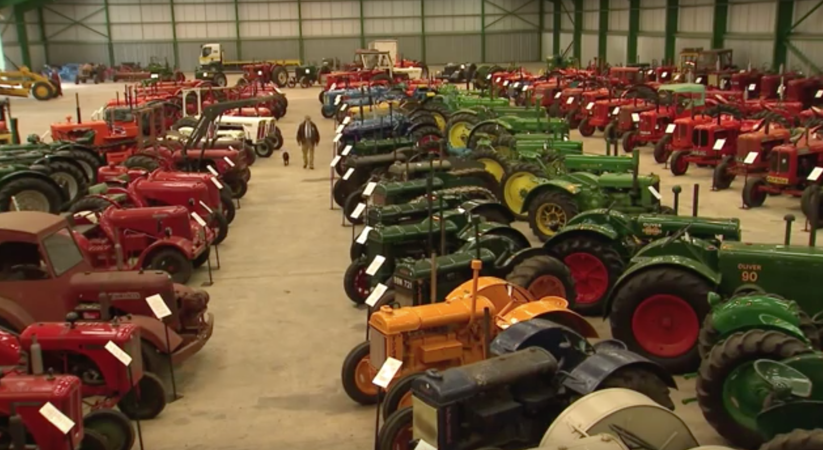 Farmer Is Putting 230 Tractors Up For Auction, Family Wonders What Will Come Next