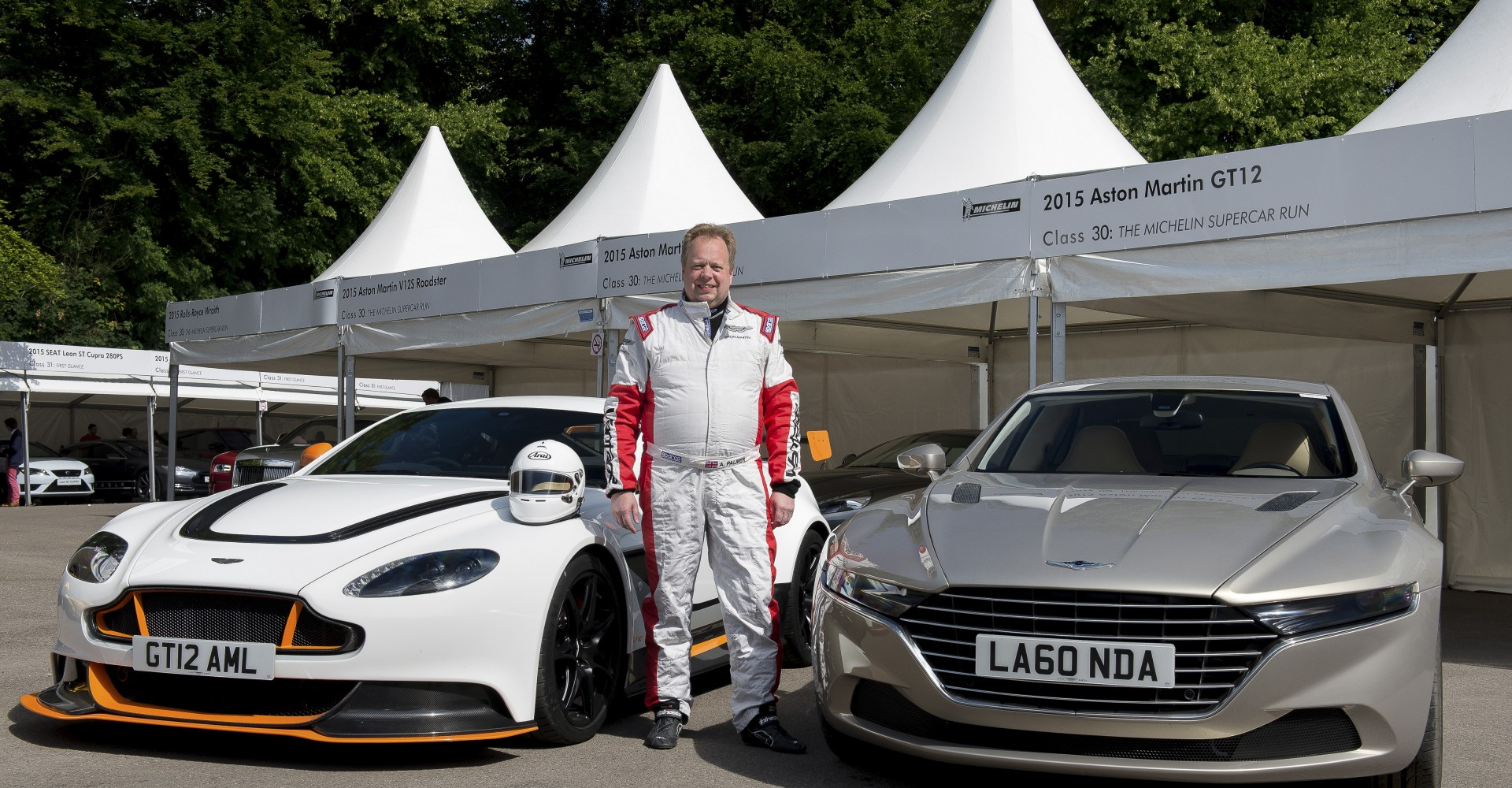 Exclusive: Aston Martin Boss Writes Off Supercar During Record Attempt