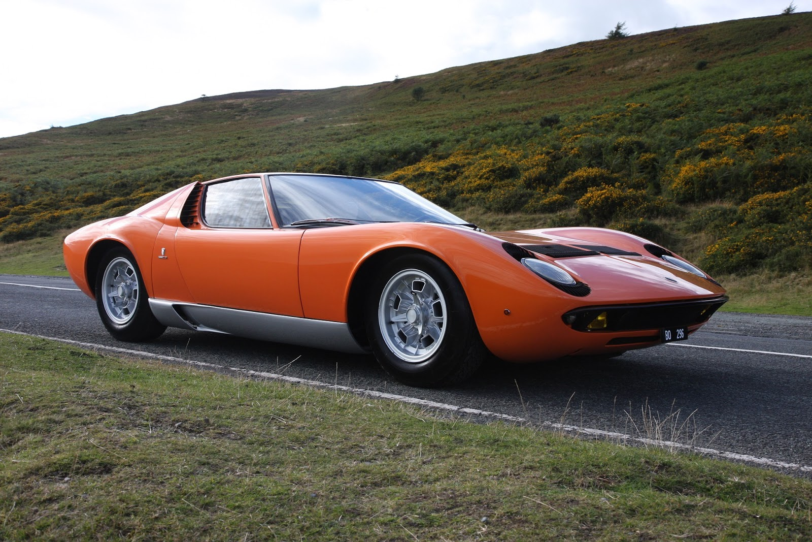 Want To Own The Most Iconic Lamborghini There Is Well