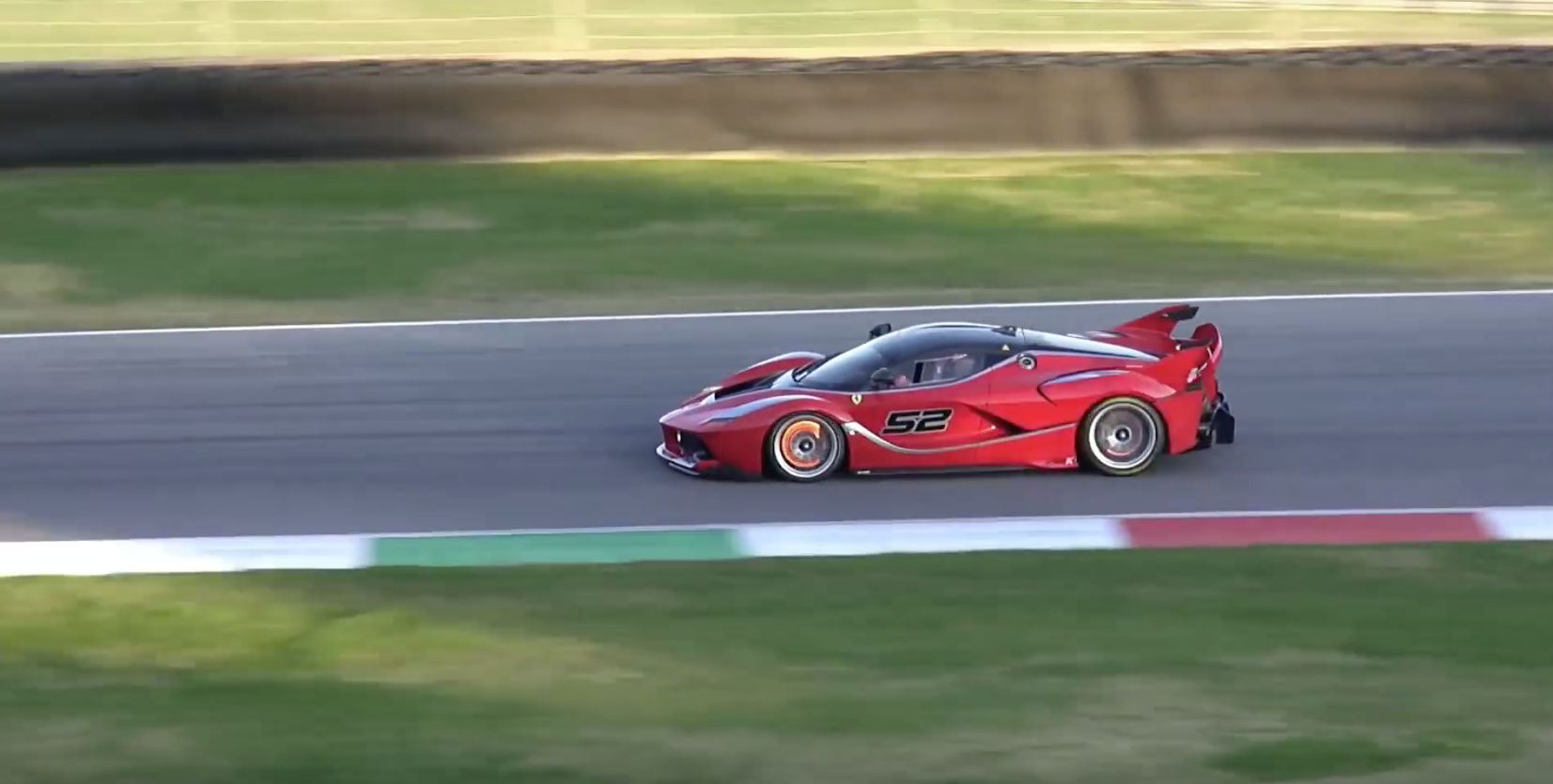 Watch A Bunch Of Ferrari FXX Ks Getting Utterly Thrashed – You Can Thank Us Later