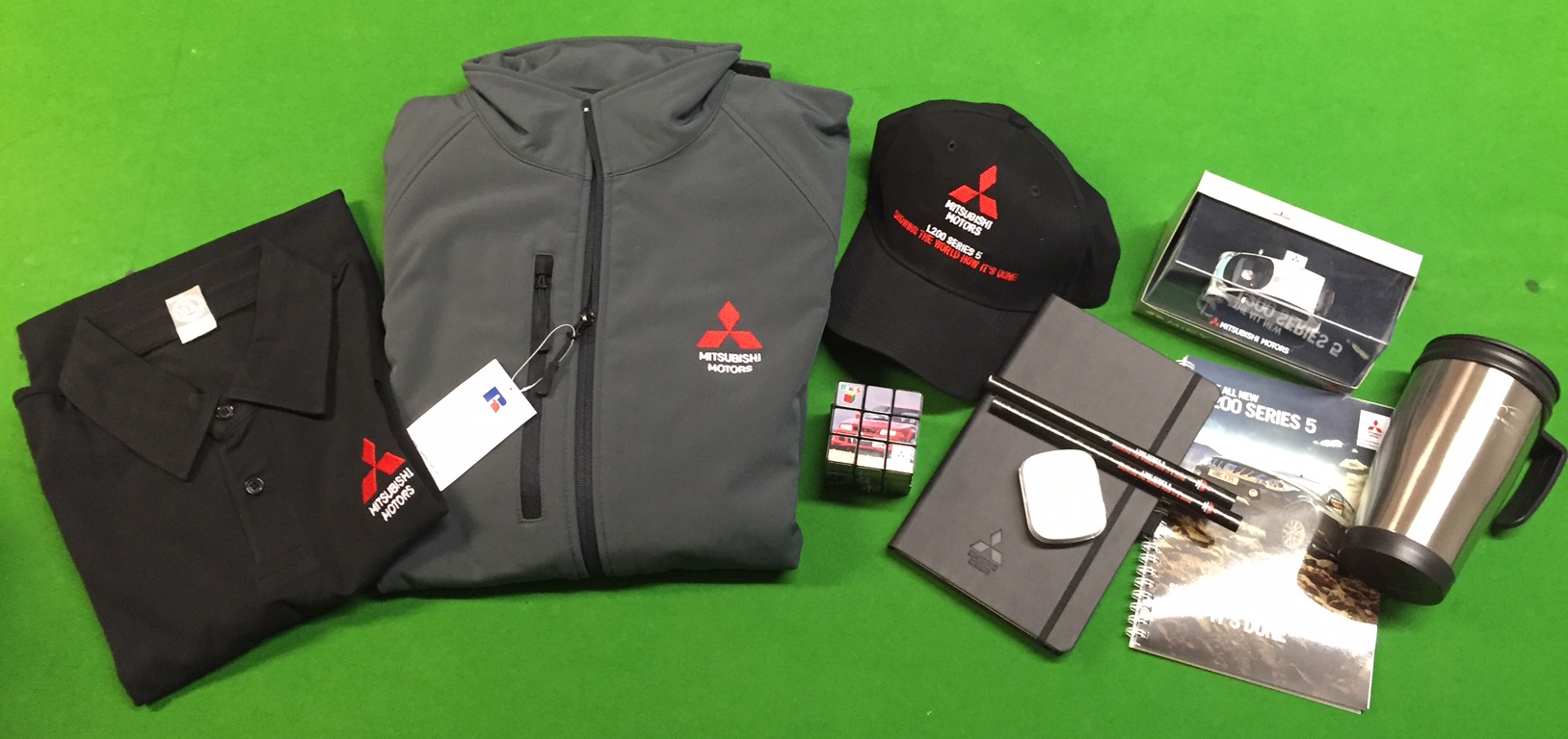 Celebrate Mitsubishi's Mad Moments And WIN All This Kit!