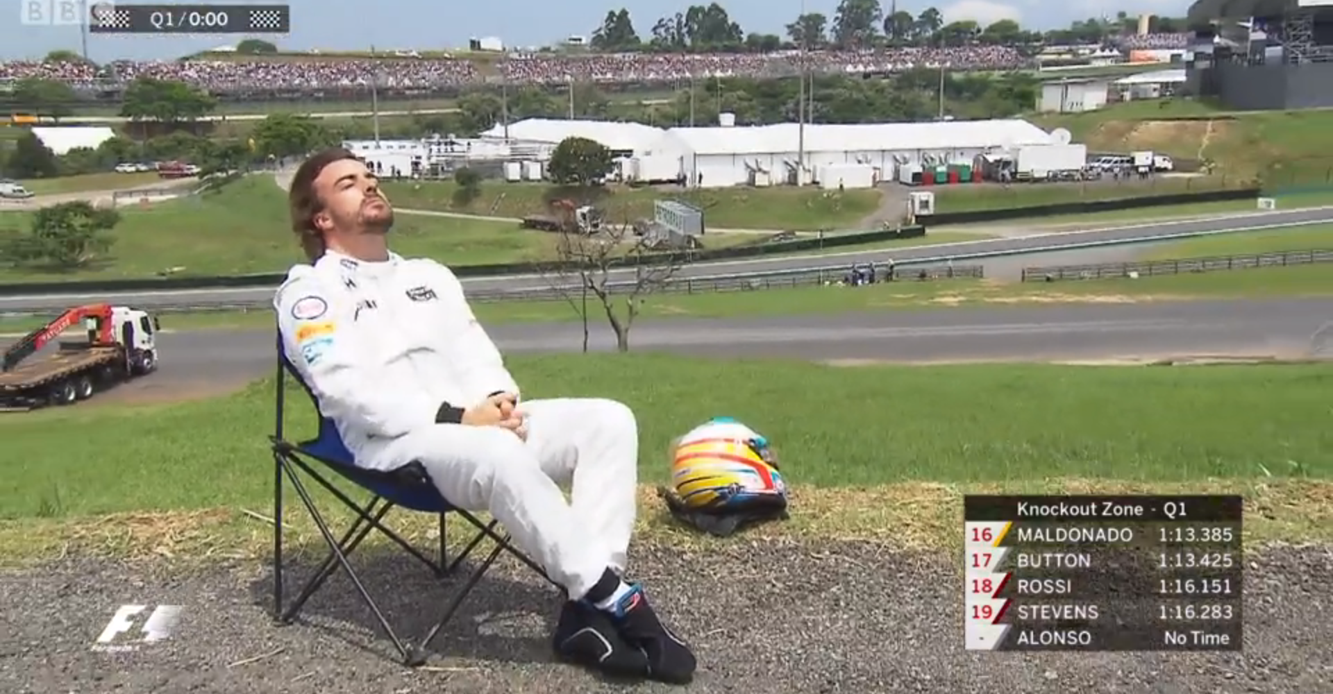 Alonso Ends Up On The Moon – And Other Genius Images Inspired By Brazil Fail Sunbathe