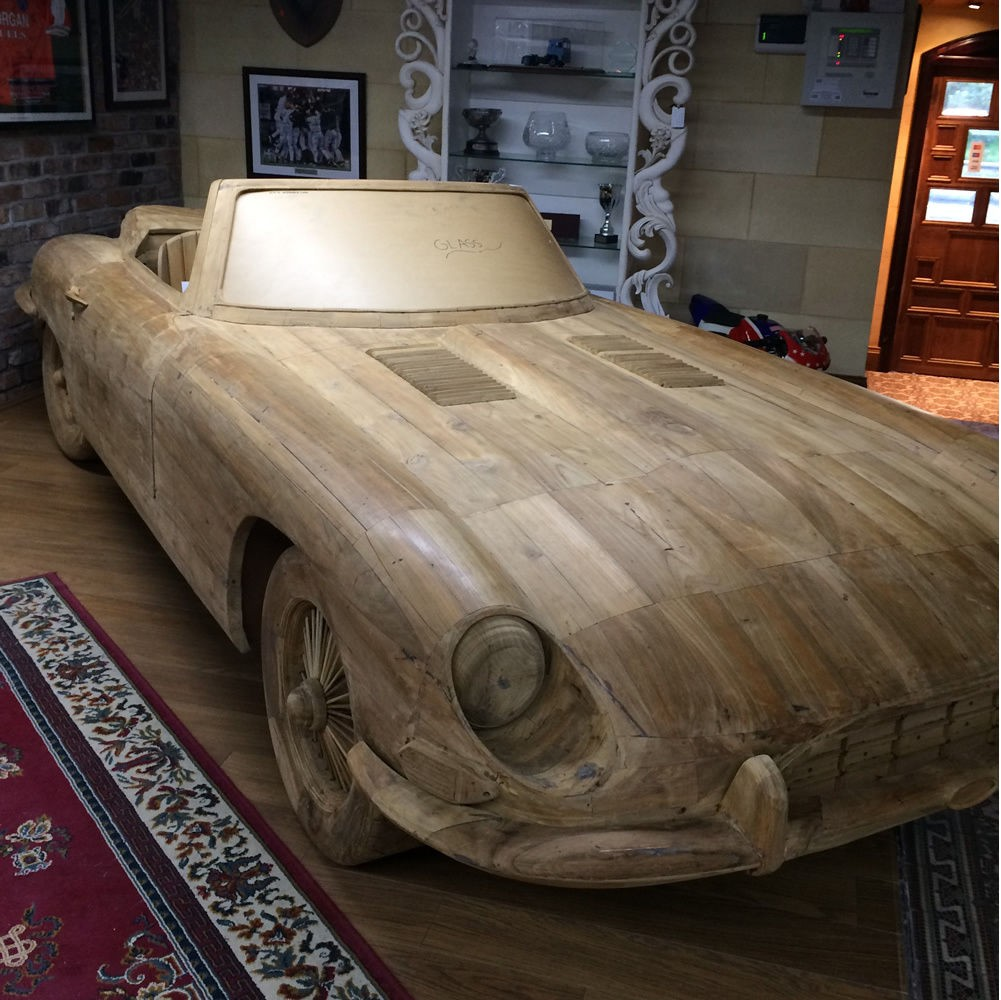 Pining For An E-Type? Yew Should Try This Replica