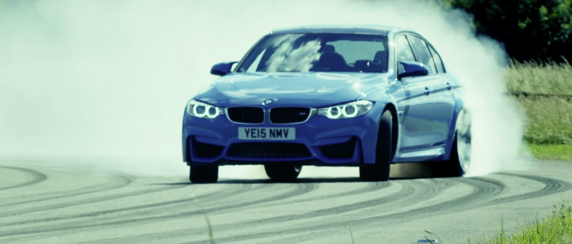 BMW M3 Owner Discovers That His Car Was 'Top Geared'