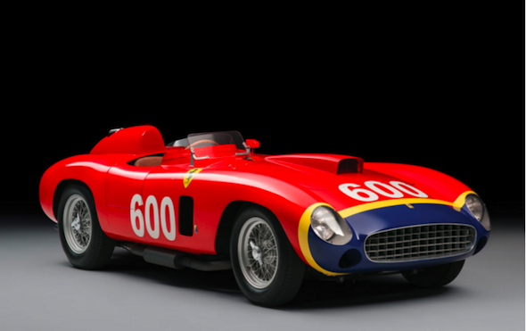 Ferrari Goes To Auction In New York, Sells For Inconceivable Amount Of Money