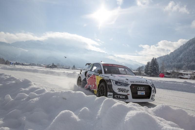 Marcel Hirscher (A), Audi S1 EKS RX quattro
