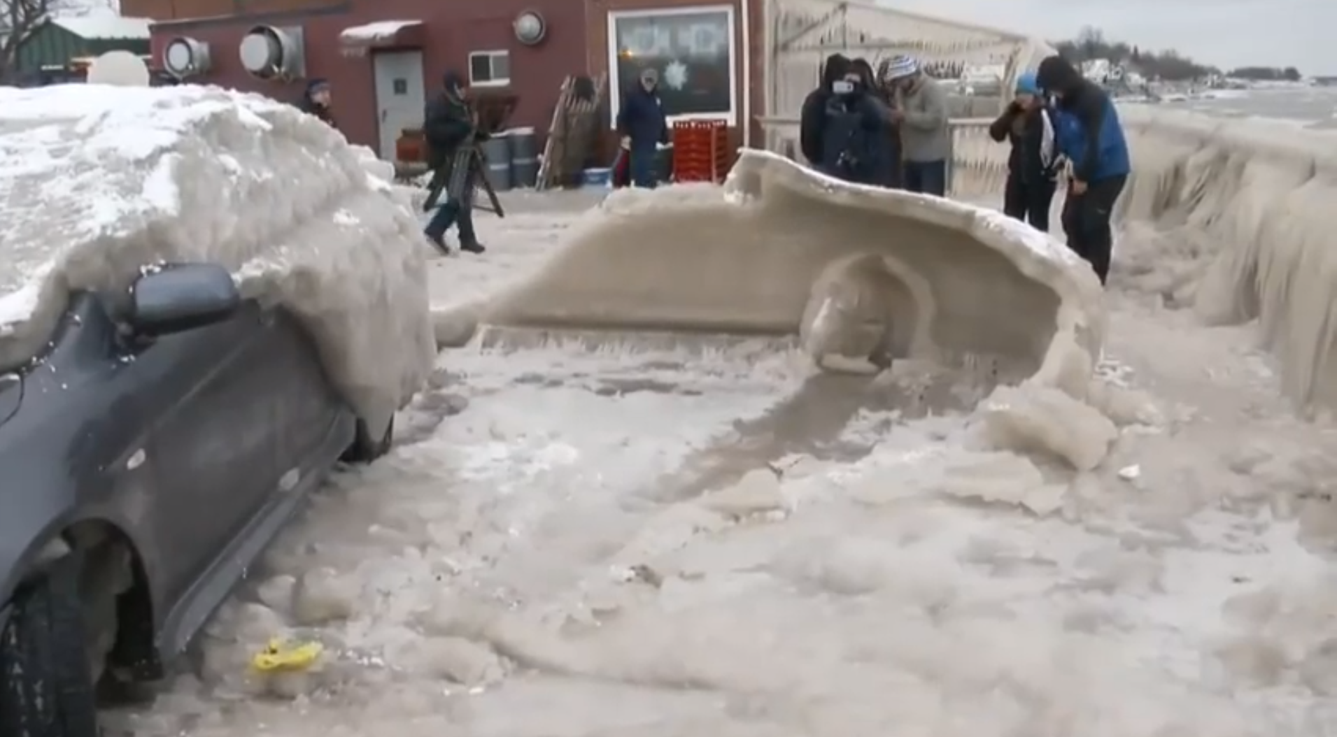 I Think We Re Going To Need A Bigger Ice Scraper