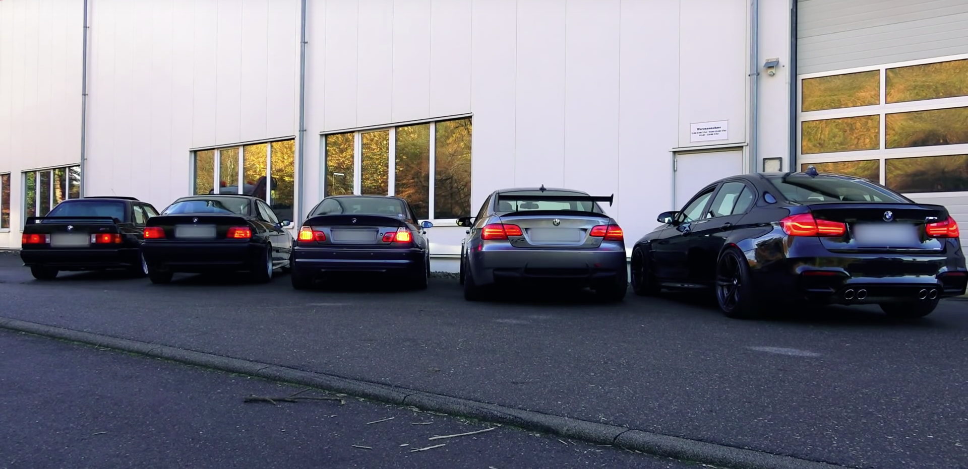 Loud And Proud – M3 Generations Battle It Out In A Sound-Off