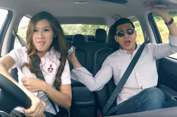 Blokey Blokes Head For Test Drives In L200, Get Rides Of Their Lives In Fantastic Prank