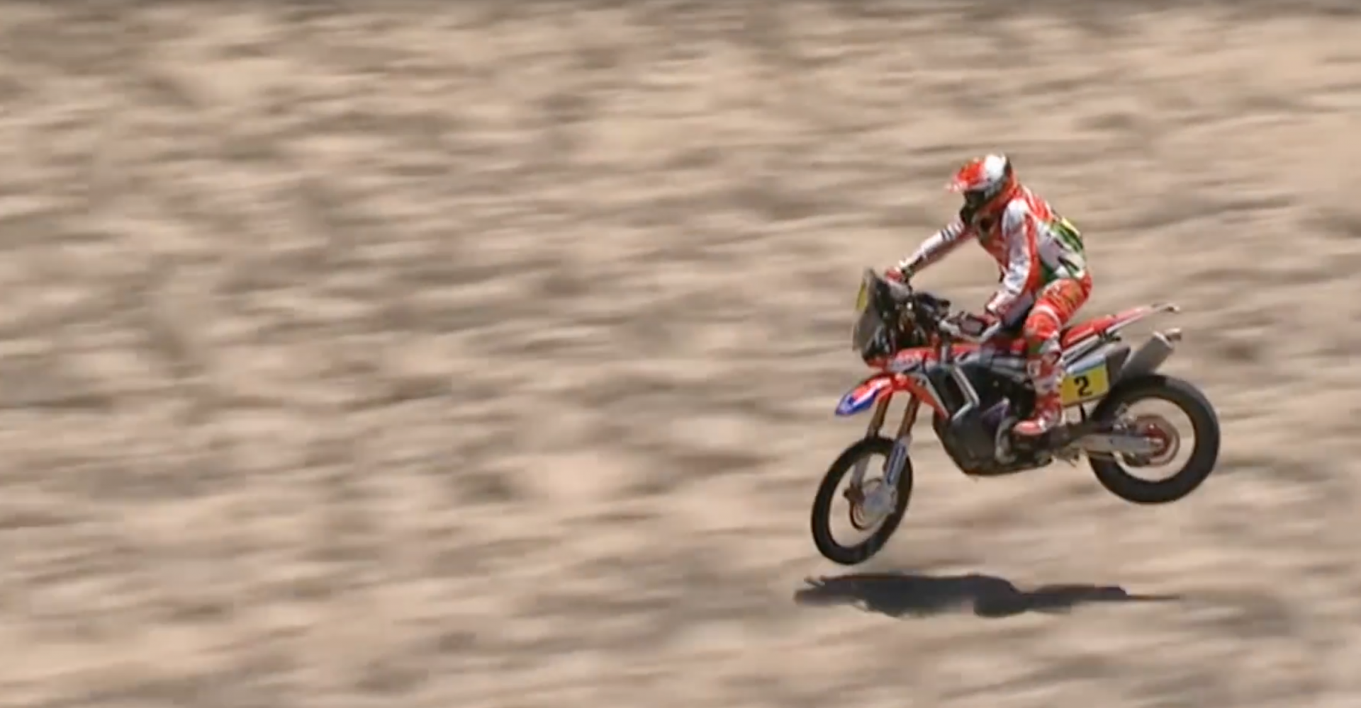 Dakar Rally Crashes Prove Just How Tough Those Drivers Are