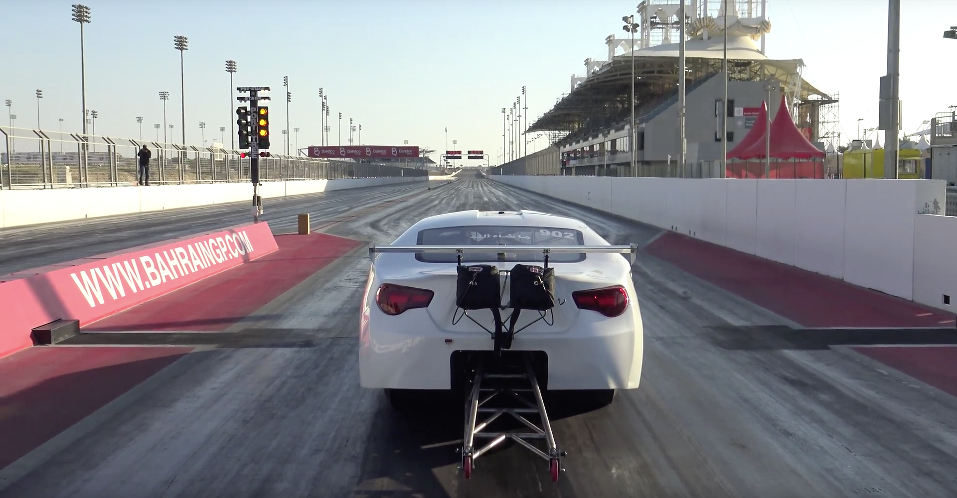 Gone In 5.7 Seconds – GT86 Demolishes World Pro Import Drag Record