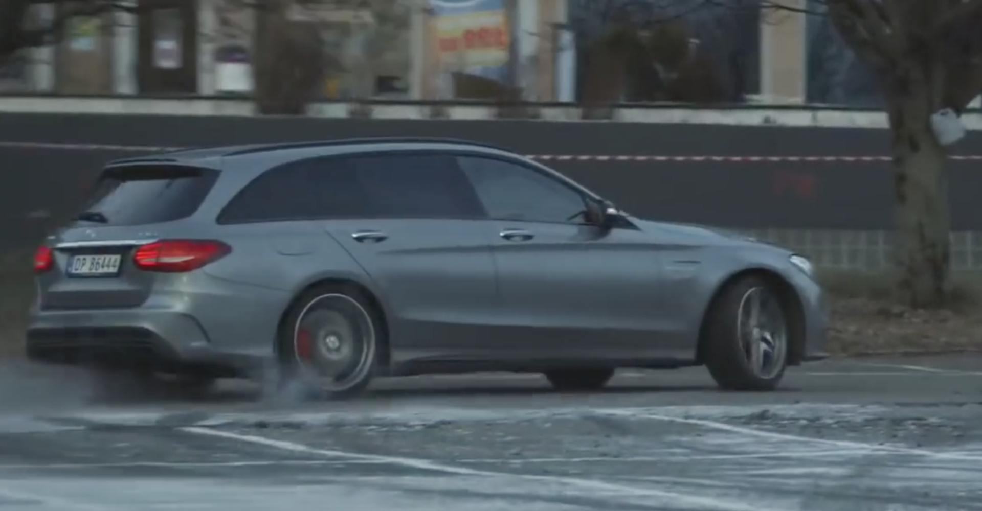 A Grandad With A Heavy Right Foot? Nope, It's 'Pranking' Petter Solberg In Disguise