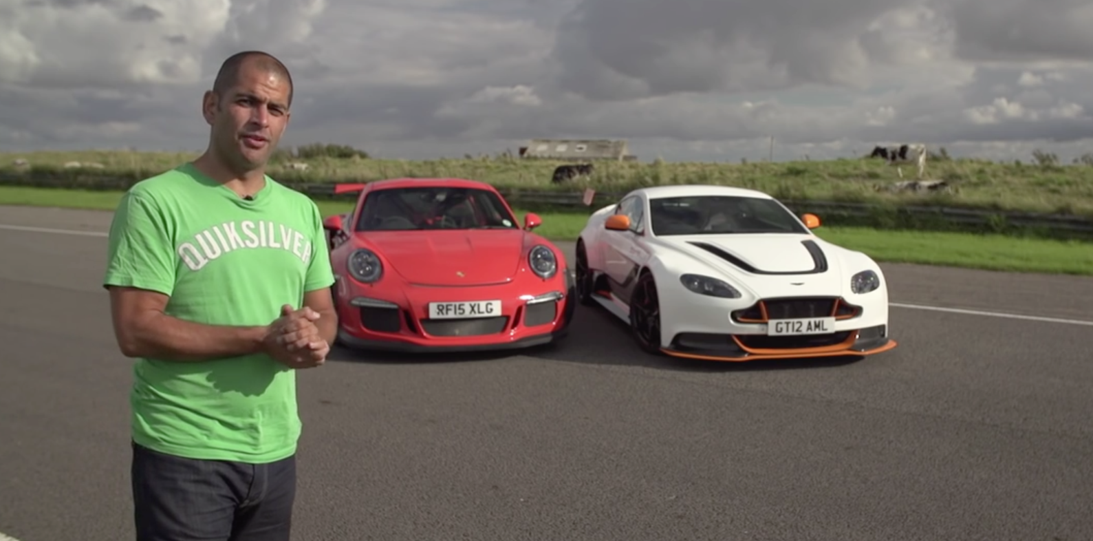 First LeBlanc, Now Chris Harris Is Involved With Top Gear