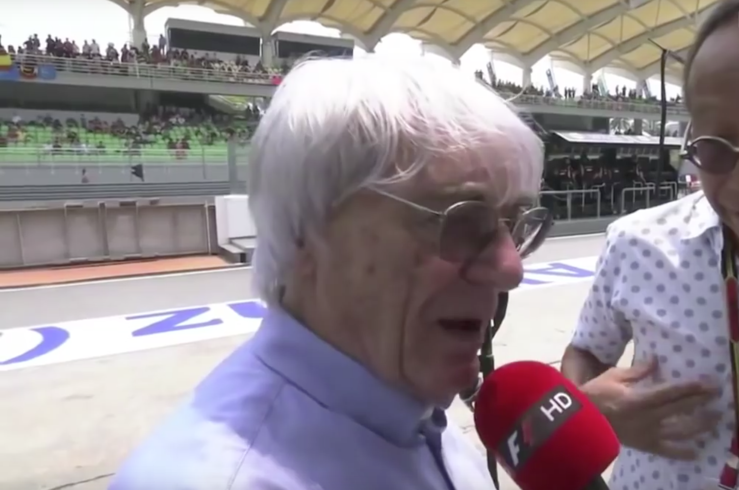 Bernie Ecclestone Says He Wouldn't Pay To Watch F1