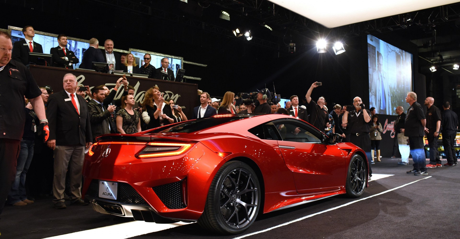 NASCAR Team Boss Becomes First NSX Owner – For A Million Dollars