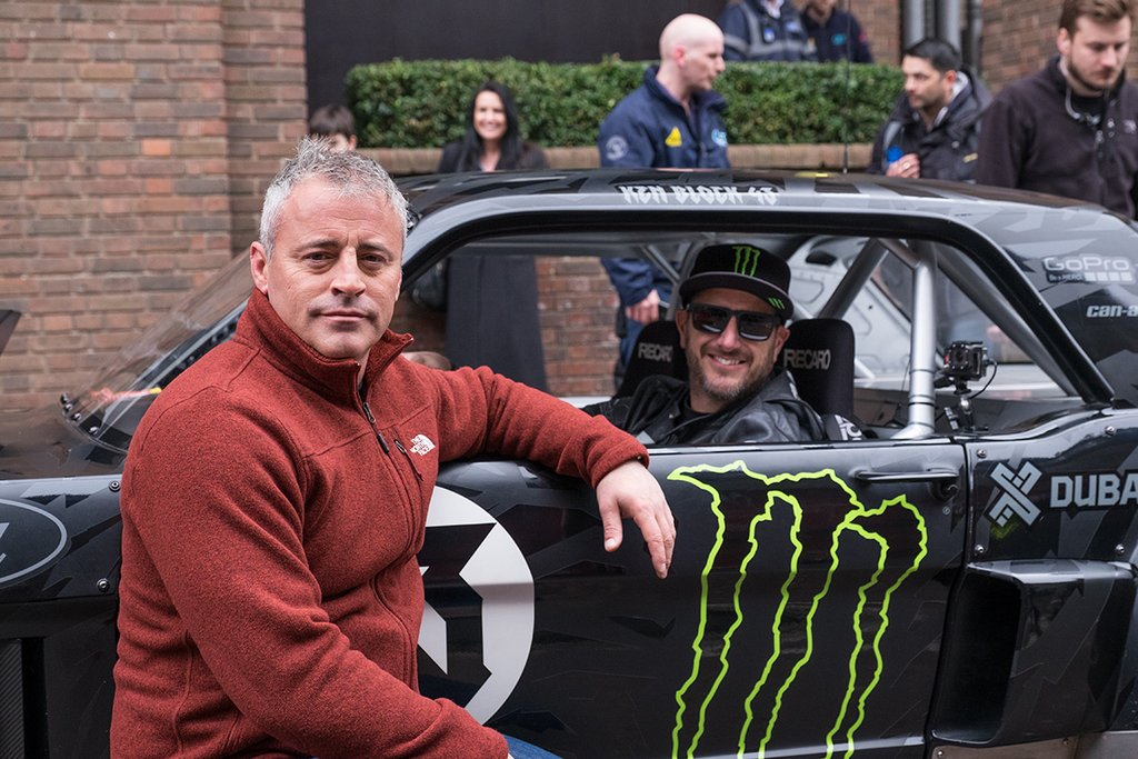 Top Gear's Cenotaph Stunt Shows It Probably Won't Be A PC Borefest