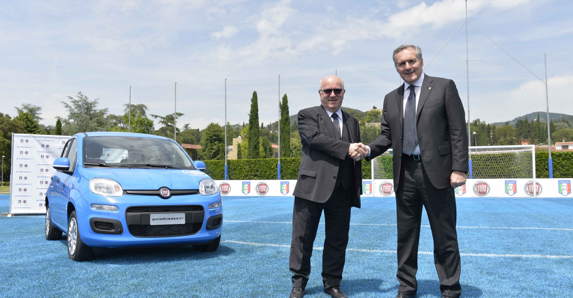 Fiat Reveals Limited Edition Panda For Euro 2016, We Can Bear-ly Contain Ourselves