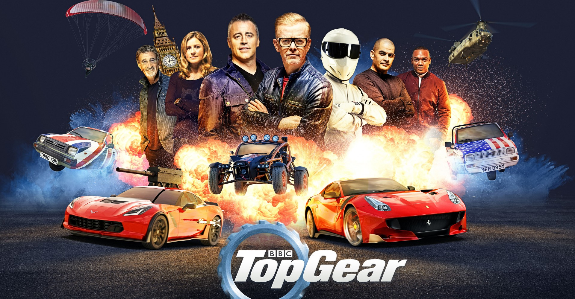 A Date And A Time For Our Diaries As Top Gear's Transmission Details Are Announced