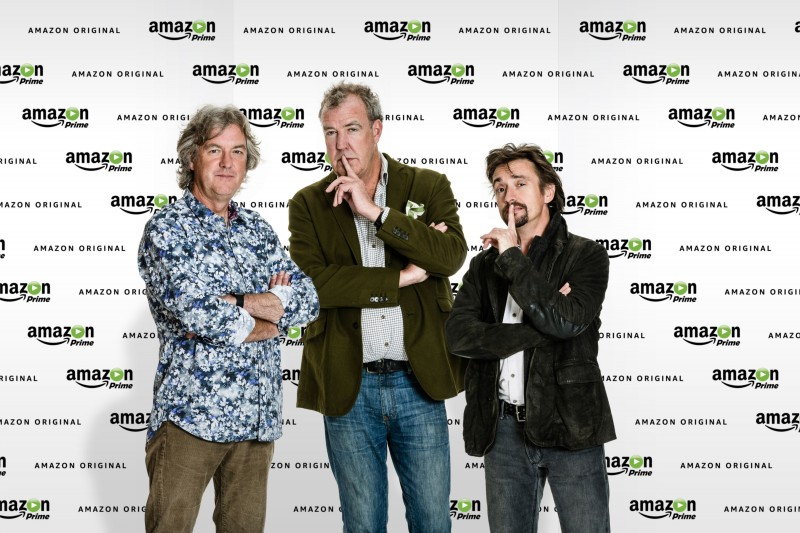 James May interview