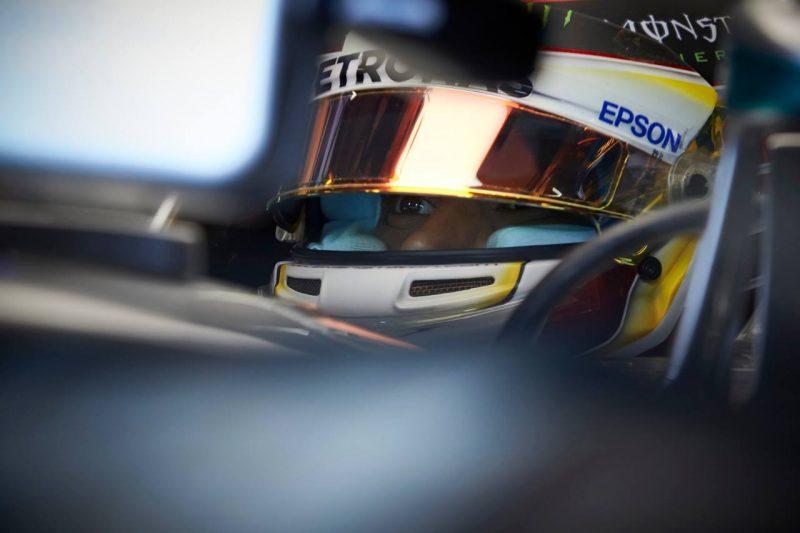 Image via Mercedes AMG Petronas