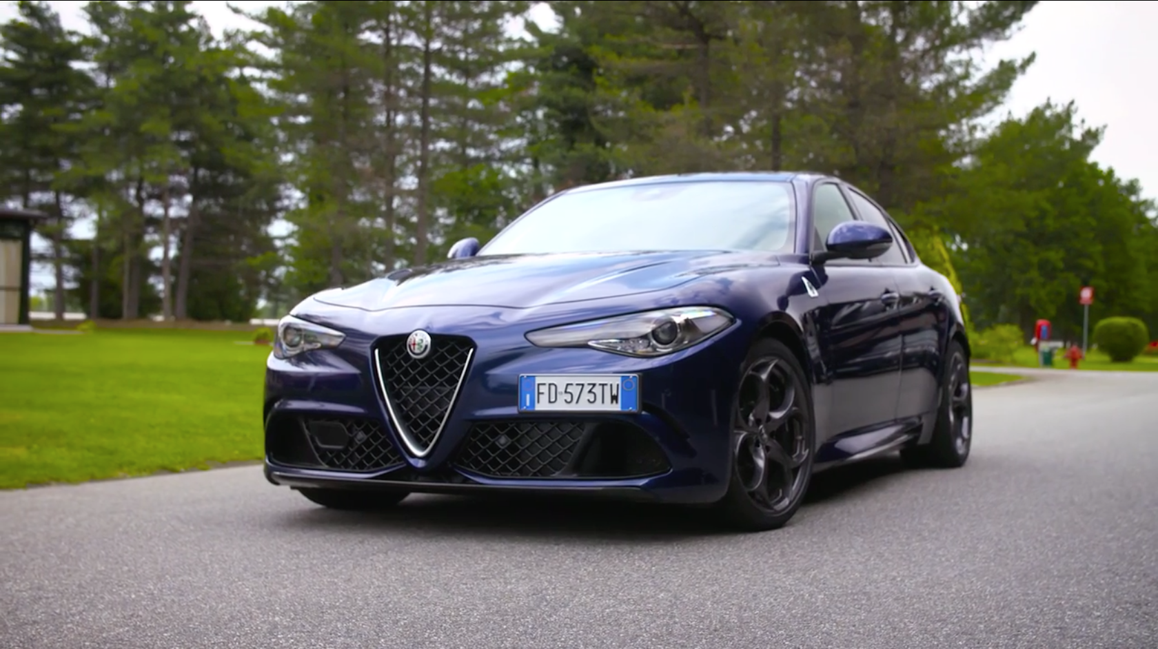 Chris Harris Debuts New Top Gear Online Series, Tests New Hot Alfa Romeo