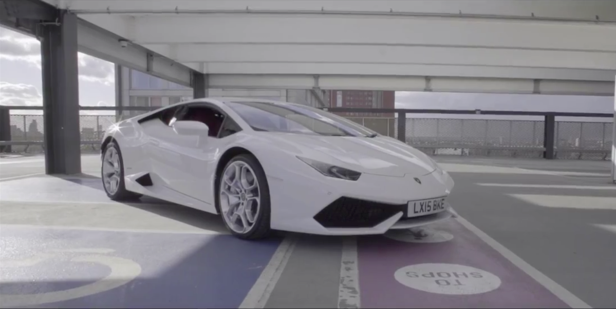 Met Wrongly Impound Huracán, Get Caught Speeding In It – Allegedly