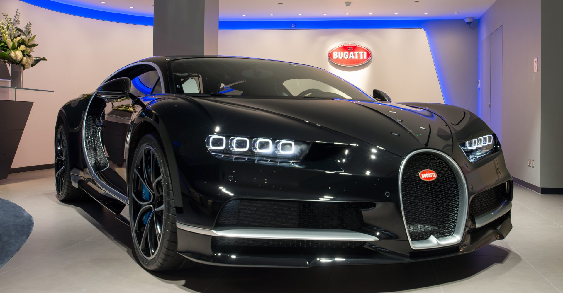 Bugatti Opens New Showroom In London, We Get To Poke Around Its Chiron