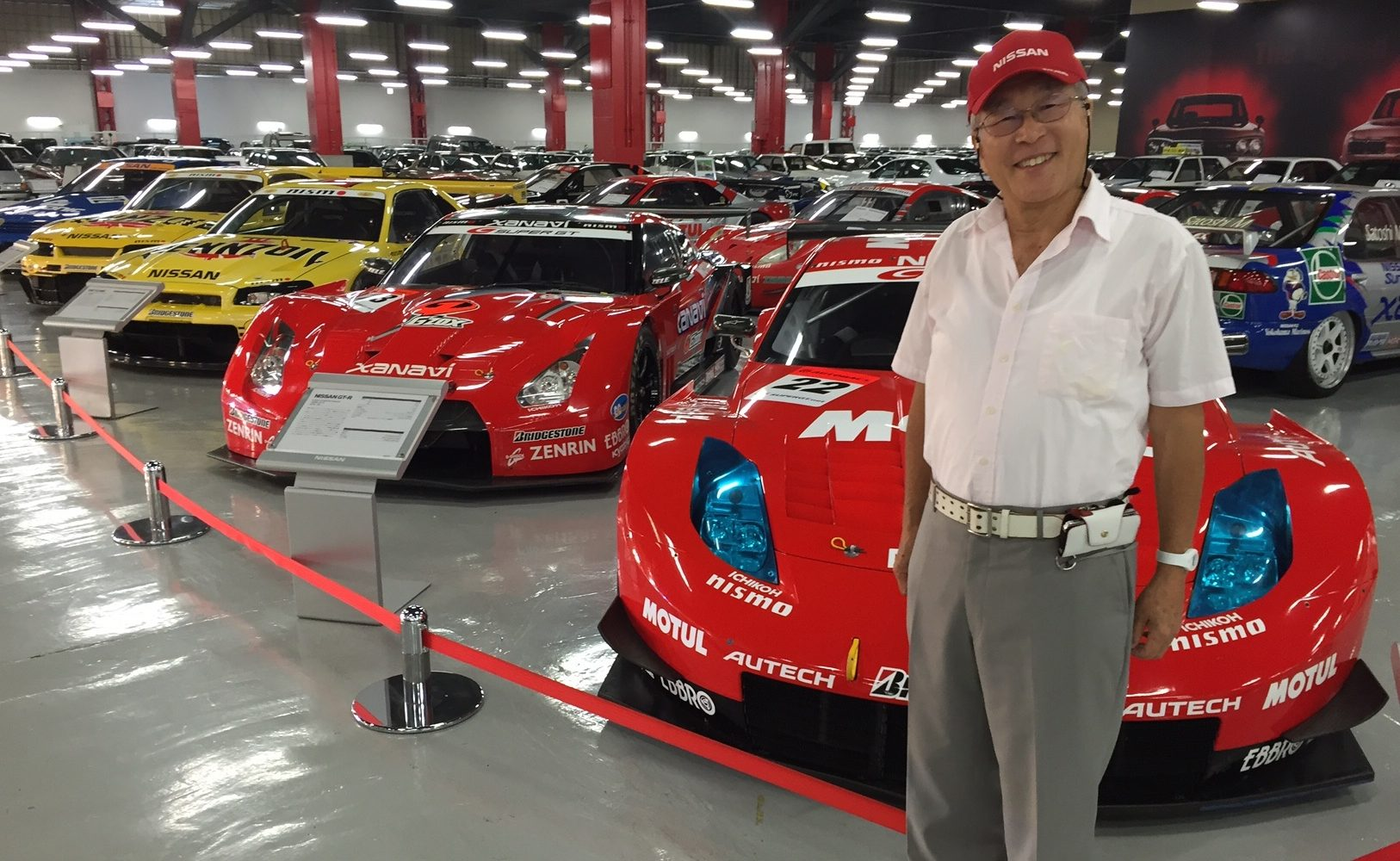 Nissan ExpertPicks FavesFrom Priceless Collection
