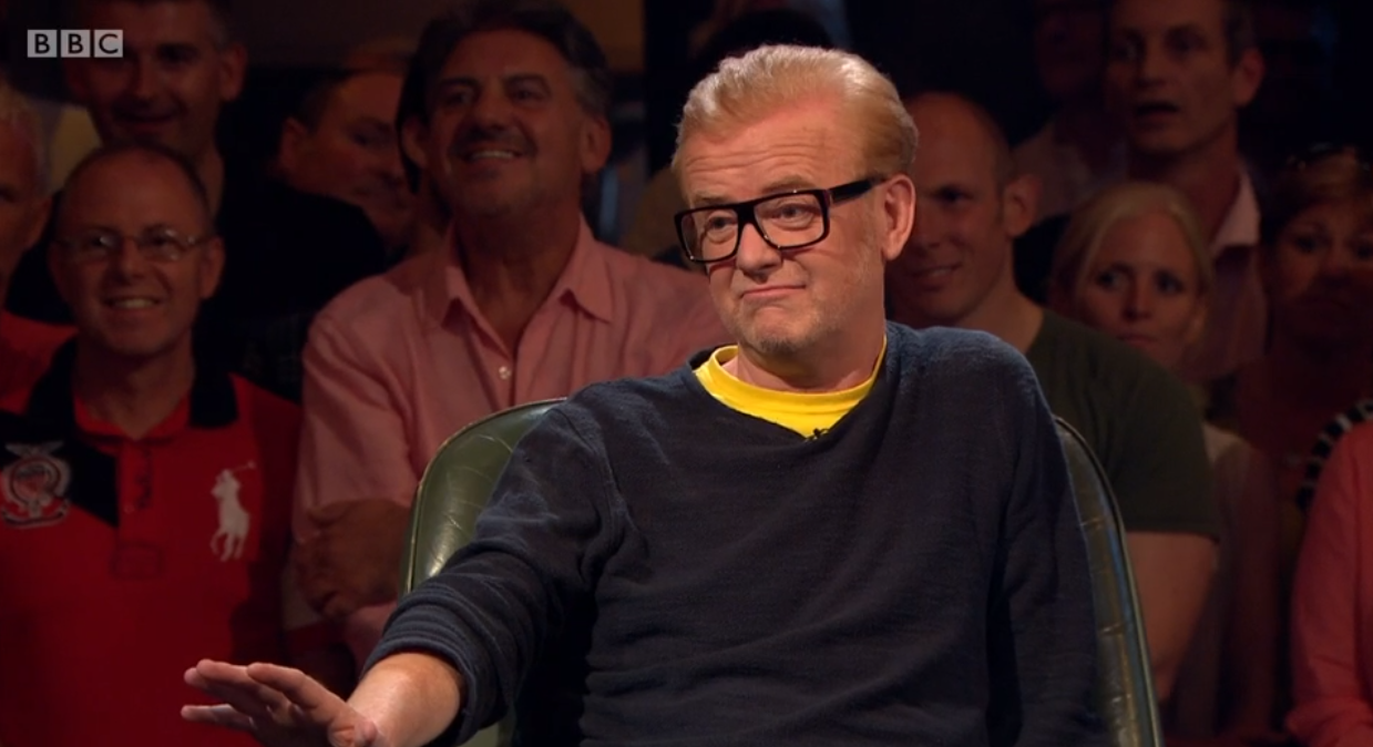 Chris Evans Has Officially Quit Top Gear