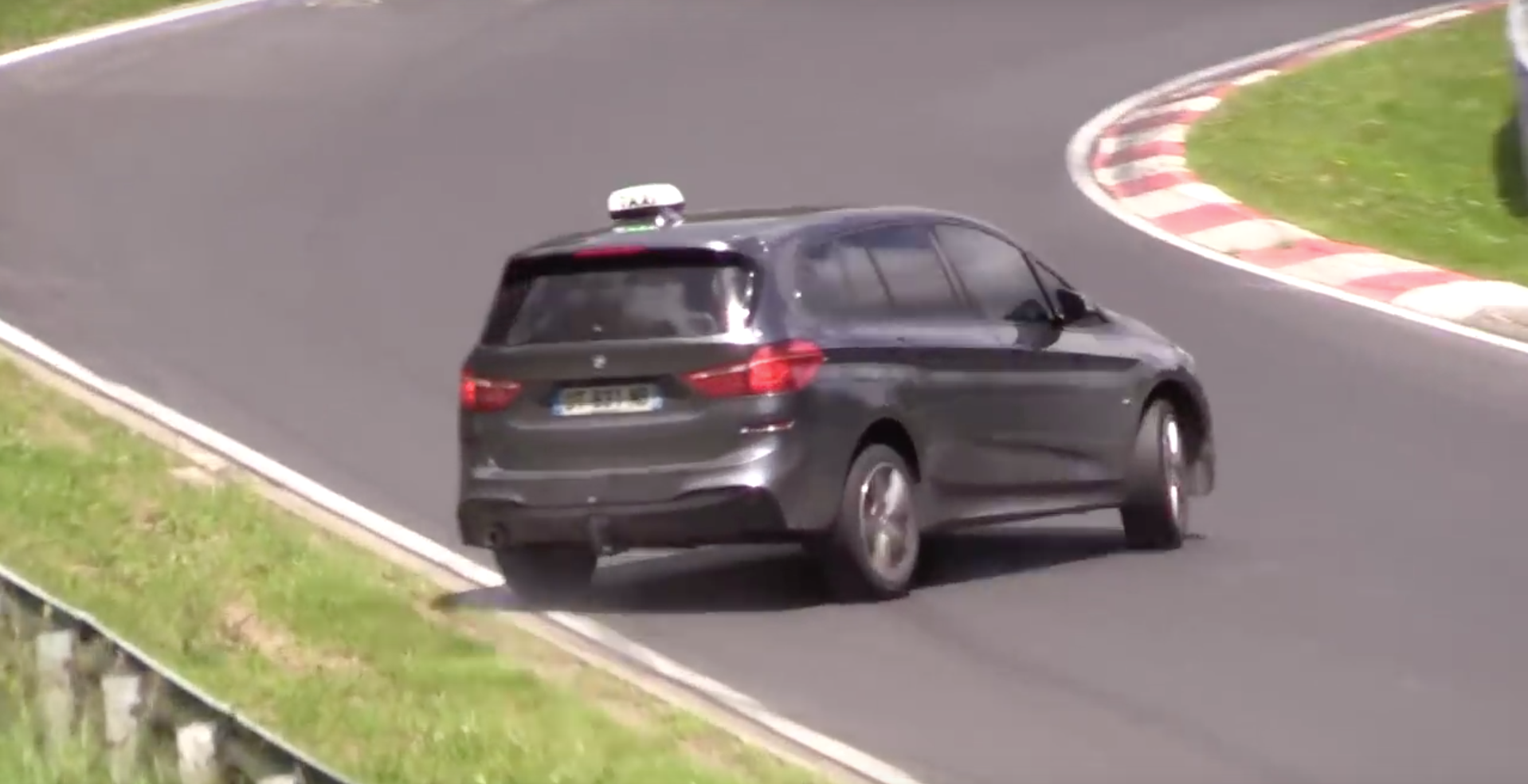 Taxi Driver Makes It A Fare To Remember At The Nürburgring