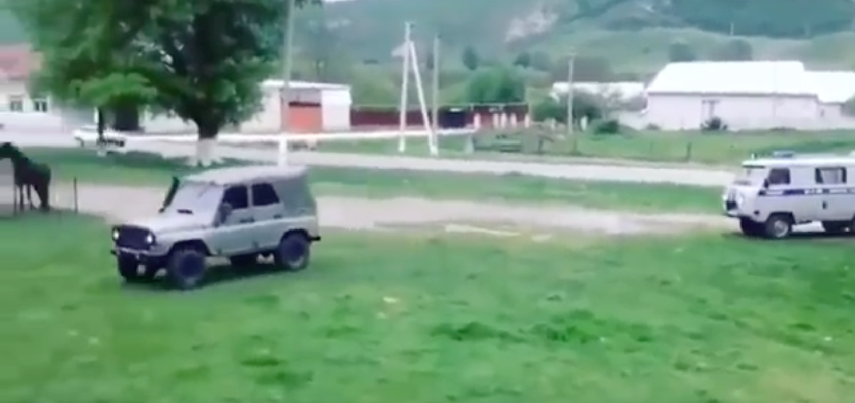Russian Police Need New Cars If This Is The Standard…
