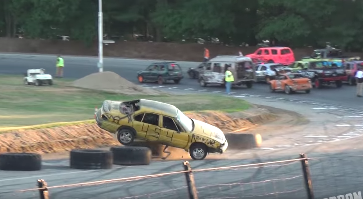 Prepare Yourselves: Backwards Drag Racing Is Here – And It's Awesome