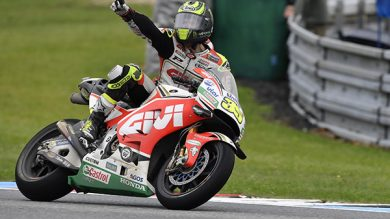 Cal Crutchlow wins Czech Republic Grand Prix MotoGP