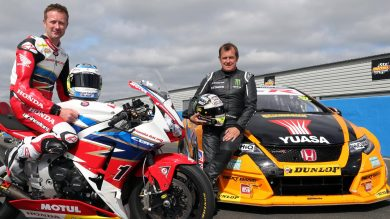Bikes Vs Cars – Two Racers Try To Settle Which Is Better