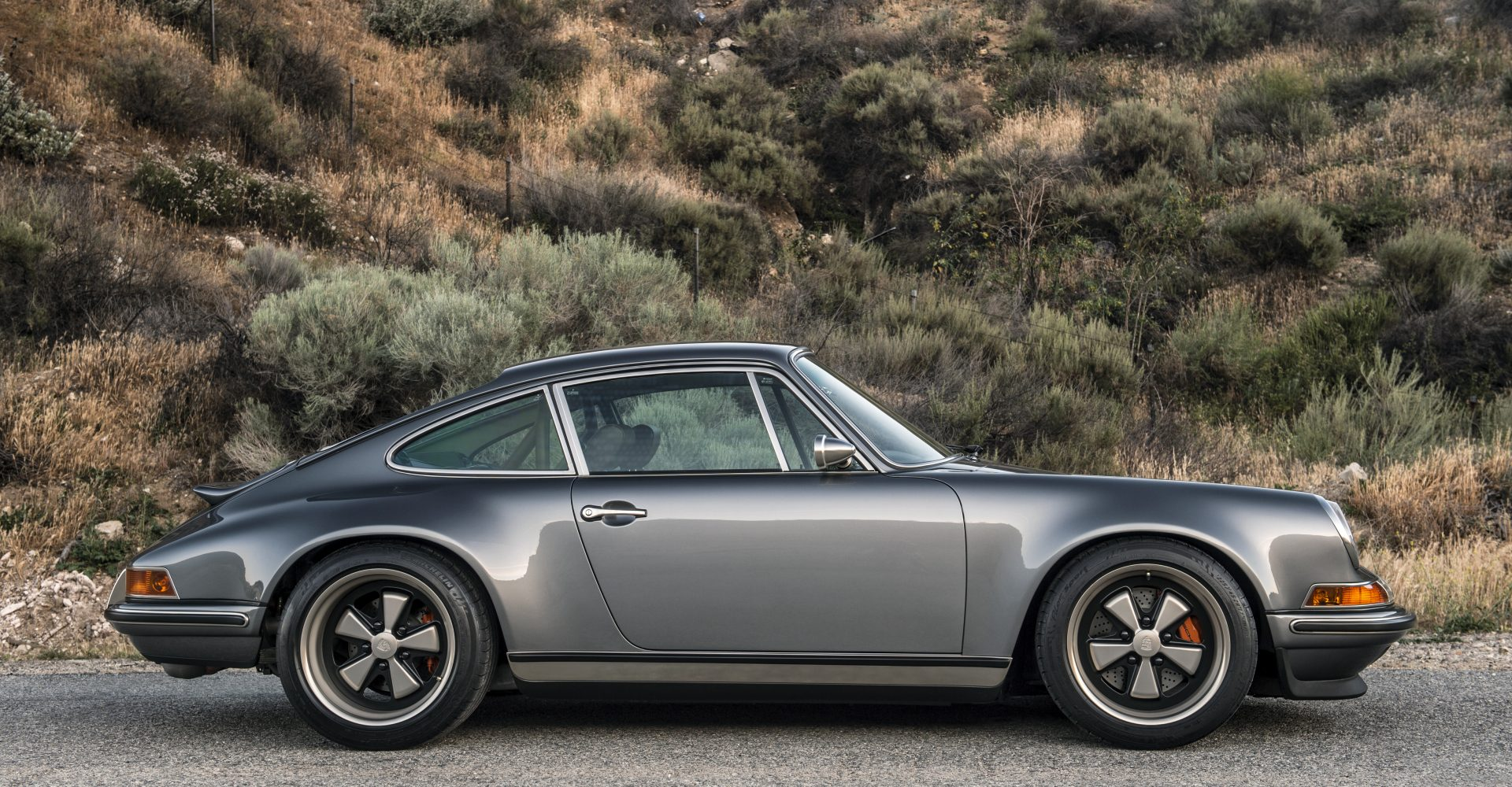 Stop What You're Doing Immediately To Drool Over These Two New Singer-Modified Porsche 911s…