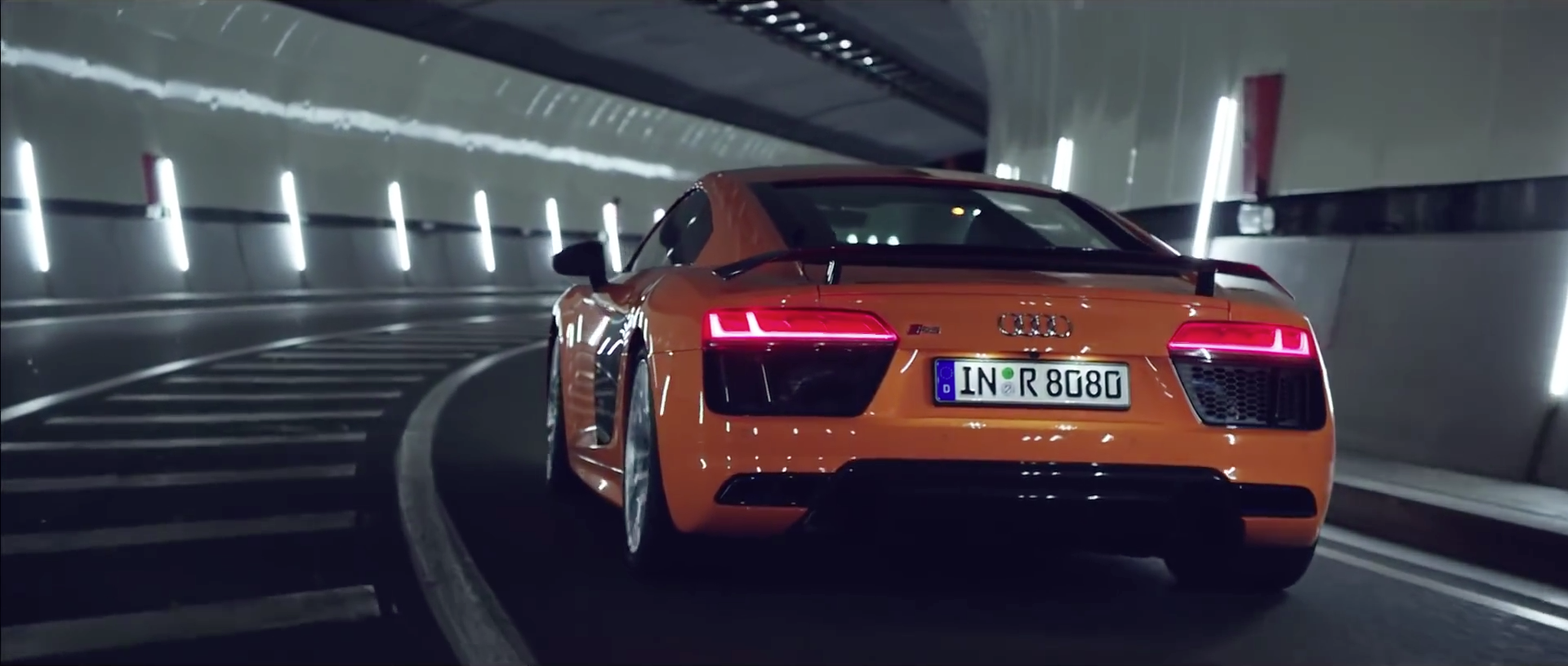 Audi R TV Commercial Banned For Being Too Exciting We Despair - Audi r8 commercial
