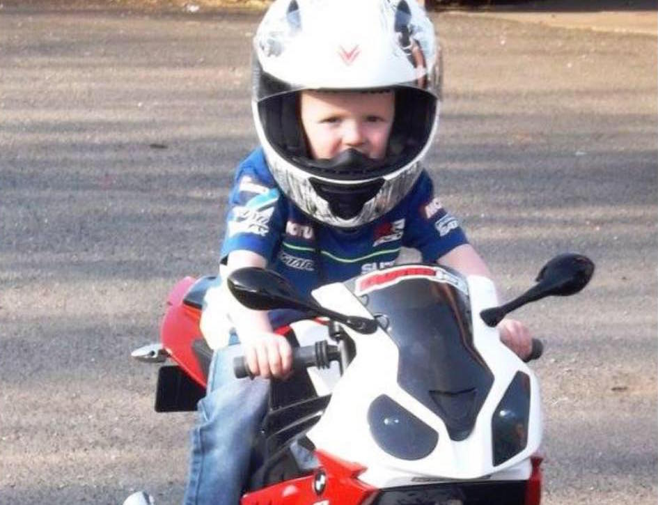 Toddler's Ecstatic Reactions At Silverstone MotoGP Capture Hearts Worldwide