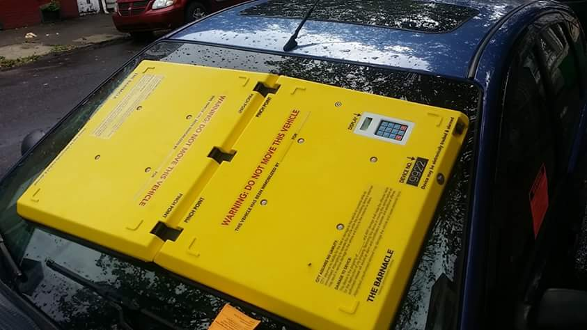 Here's A Parking Ticket You Really Can't Ignore