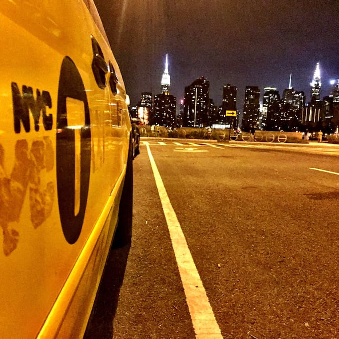 Now You Can Spend The Night In A Taxi In New York