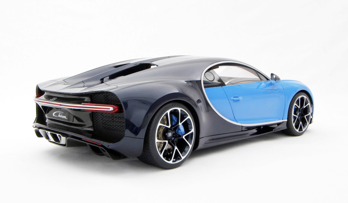 You Can Buy A 1:8 Scale Bugatti Chiron For The Price Of A Hatchback