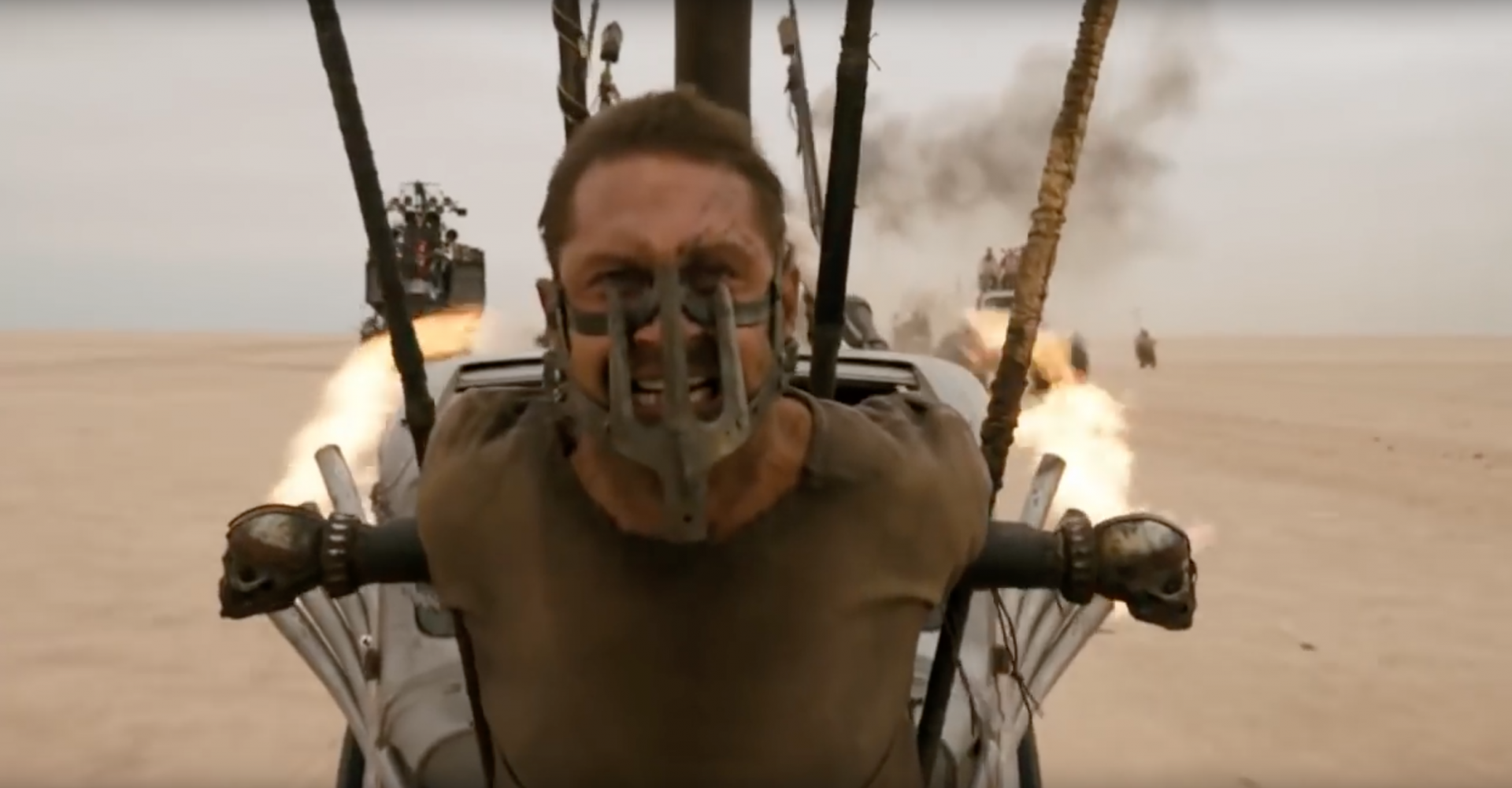 Many Of The Stunts In Mad Max: Fury Road Didn't Use CGI