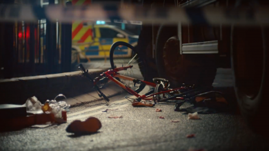 Stark Cycle Safety Video Sparks Outrage