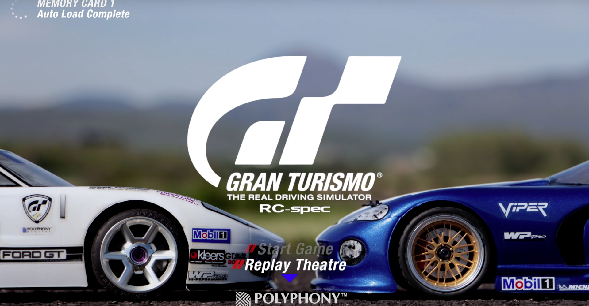 Film-Maker Recreates Gran Turismo Race Using Remote-Controlled Cars