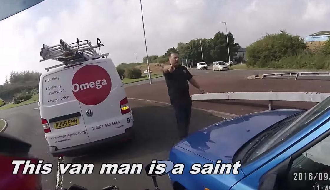 motor man run